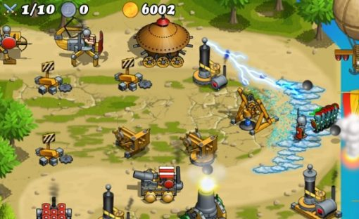 android mobile game defense of greece3