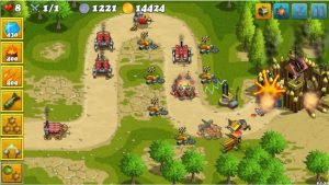 android mobile game defense of greece4